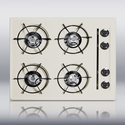 24 Inch Gas Cooktops