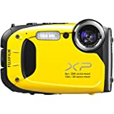 Fujifilm FinePix XP60 16.4MP Digital Camera with 2.7-Inch LCD (Yellow)