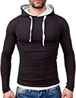 24brands - Sweat-shirt manches longues - Hommes