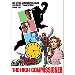 The High Commissioner - aka Nobody Runs Forever