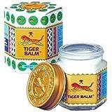 White Tiger Balm Massage & Pain Relief Thai Original. Big Jar Product of Thailand