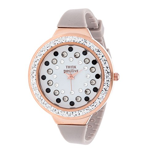 ladies-think-positiver-modell-se-w116r-star-dust-tunnel-medium-rose-bugel-silikon-farbe-sand
