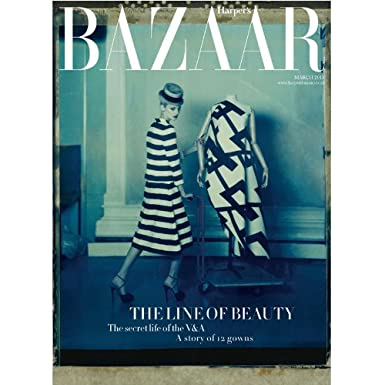 Harper's Bazaar March 2013 Issue