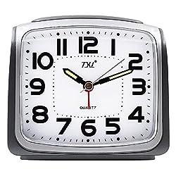 Bedside Silent Alarm Clocks Cool Alarm Clocks Www Top