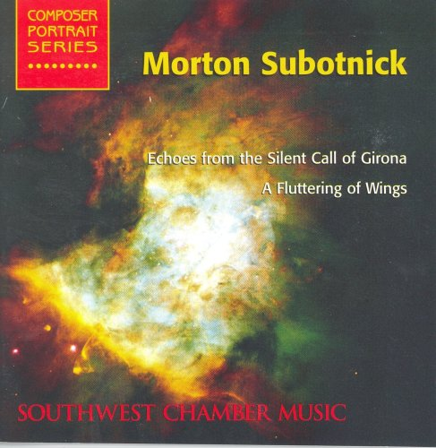 Southwest Chamber Music: Cage, Carter, Harrison, Partch, etc. by Anthony Vazzana, Charles Wuorinen, William Kraft, Ernst Krenek and Joan Huang