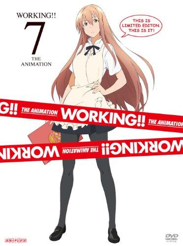 WORKING!! 7【完全生産限定版】 [DVD]