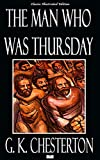 Image of The Man Who Was Thursday - Classic Illustrated Edition