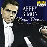 Abbey Simon Plays Chopin - Etudes And Waltzes (Complete)