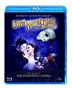 Love Never Dies [Reino Unido] [Blu-ray]