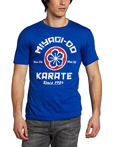 American Classics Men's Karate Kid Miyagi Do T-Shirt(XX-Large)