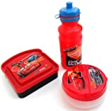 3-Piece Disney Pixar Cars Lunch Set