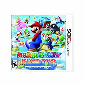 Nintendo Mario Party: Island Tour (Nintendo 3DS)