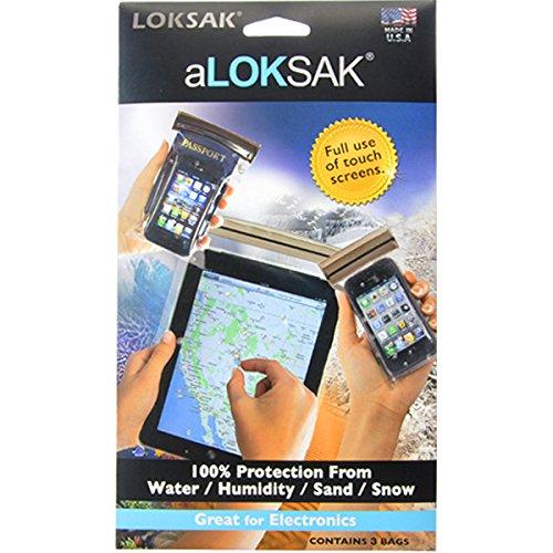 LOKSAK(ロックサック) aLOKSAK モバイルセット(XS・スマホ・タブレット各1枚)