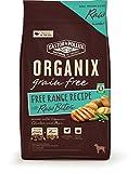 Organix Free Range Recipe with Raw Bites, 10 lb