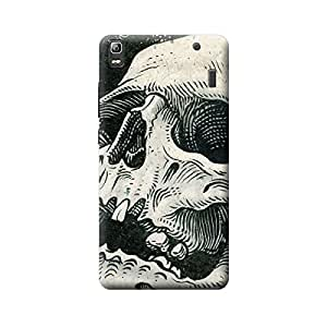 Phone Candy Designer Back Cover with direct 3D sublimation printing for Lenovo A7000
