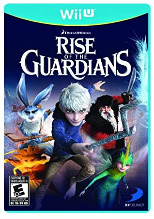 Rise Of The Guardians The Video Game Wii-U