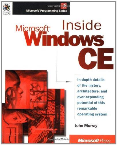 Inside Microsoft Windows Ce (Microsoft Programming)
