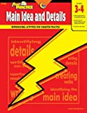 img - for Power Practice Main Idea and Details, Gr. 3-4 (Language Power Practice) book / textbook / text book