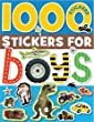 1000 Stickers for Boys