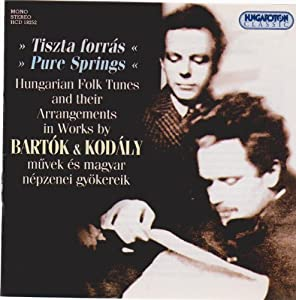 Pure Spring: Hungarian Folk Tunes