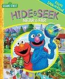 Sesame Street First Look and Find: Hide & Seek Near & Far