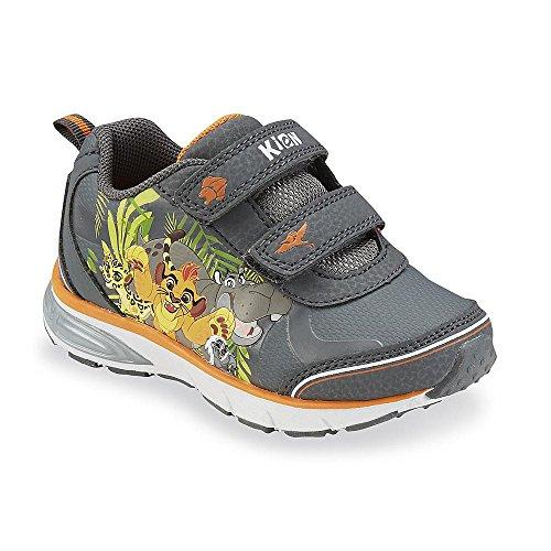Disney-Toddler-Boys-The-Lion-Guard-Kion-Light-Up-Sneakers