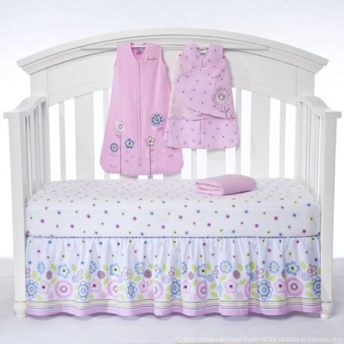 Carters Crib Bedding 5515 front