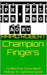 Champion Fingers - Conflict-Free Sten...