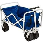 Folding Beach Wagon, 150-Lb. Capacity