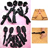 Sex Adult Games Sex Bondage Restraints Toy Fetish Kit Hand Ankle Handcuff Adult Games Erotic Sex Toys Products for Couples O35