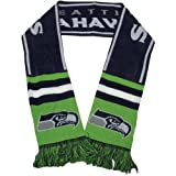 2013 Seattle Seahawks NFL Woodmark Scarf at Amazon.com
