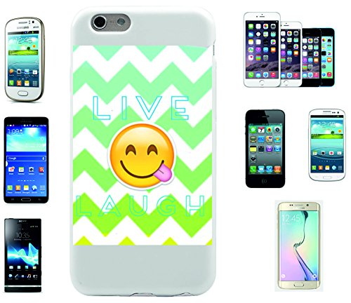 out-cases-smartphone-htc-one-x-live-laught-summer-smiley-con-la-lingua-e-allegro-hintergrunf-probabi