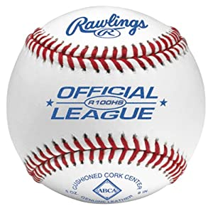 Rawlings ABCA Stamped Official League Baseball (One Dozen) by Rawlings
