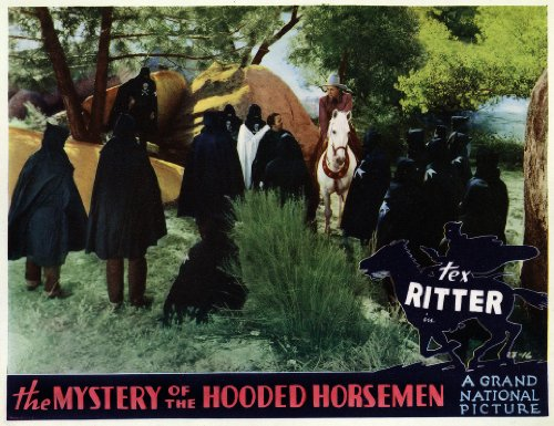 Mystery Of The Hooded Horsemen