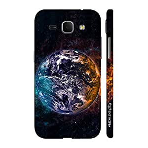 Enthopia Designer Hardshell Case Water Earth Fire Space Back Cover for Samsung Galaxy Core Plus