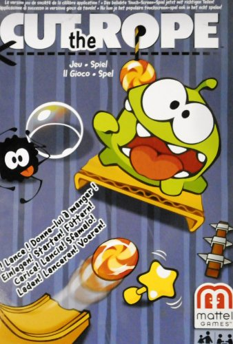 Mattel - 329074 - Cut The Rope
