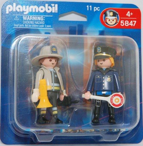 Caserne playmobil - Caserne de police playmobil ...