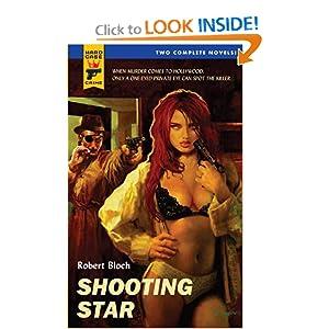 Shooting Star/Spiderweb (Hard Case Crime (Mass Market Paperback)) Robert Bloch