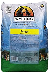 Wysong Senior Canine Dry Diet, 5-Pound