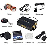 RioRand®GPS103B TK103B Vehicle GPS/ SMS/ GPRS Tracker Vehicle Tracking System