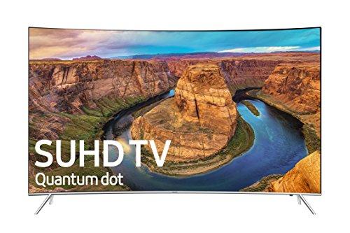 Samsung Curved 65-Inch 4K Ultra HD Smart LED TV (2016 Model)
