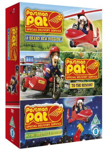 Postman Pat: Special Delivery Service Box Set [DVD]