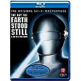 Le jour o� la terre s'arr�ta ( premiere version) [Blu-ray] [Import belge]