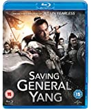 Saving General Yang [Blu-ray] [2013] [Region Free]