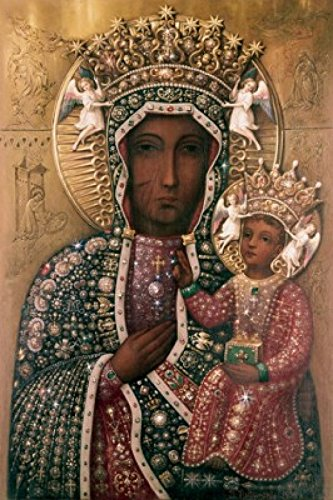 black-madonna-of-czestochowa-icons-jewels-and-precious-stones-stampa-artistica-poster-4572-x-6096-cm