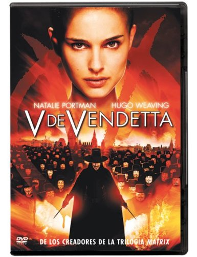 V for Vendetta (V de Vendetta) [DVD]