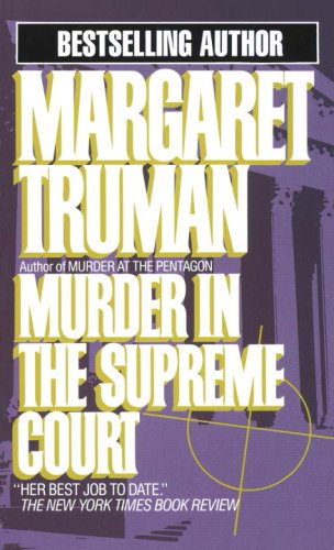 Image for Murder in the Supreme Court (Capital Crime Mysteries)