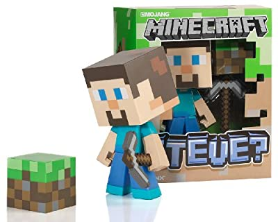 Minecraft Steve 6 Vinyl Figure by Jinx