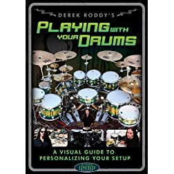 Derek Roddy Playing with your Drums DVD