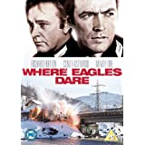 Where Eagles Dare  [1968] [DVD]by Clint Eastwood
